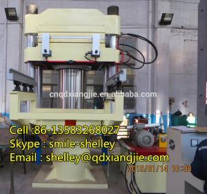 rubber  hydraulic press machinery