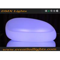 Best Outdoor Lighting LED Light Up Sofa With Remote Controller / Led Illuminated Furniture wholesale