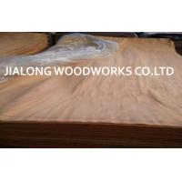 China Gurjan Wood Rotary Cut Natural Face Veneer Sheet For Plywood on sale