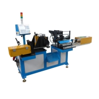 Quality 0.6mm Copper Tube Bending Machine Increased Heat Tranfering Rate for sale