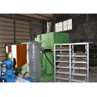 China Paper Pulp Molding Machine Egg Tray Manufacturing Machine Low Energy Consumption on sale