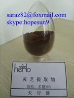 Quality Ganoderma Lucidum Spore Powder for sale