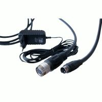 Quality Industrial Vision Camera Power Supply Adapter 12pin Hr10A-10p-12s ( 73 ) 2.5meter for sale