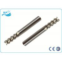 China Fast Feed Precision Tungsten Carbide End Mills Two Flute End Mill cutting tools on sale
