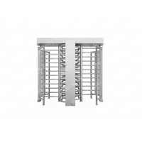 China Half  Height Automatic Turnstiles Security Pedestrian Gate Access Control Turnstar on sale