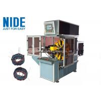 Quality Automobile Motor Alternator Stator Coil Winding Machine Single Working Station for sale
