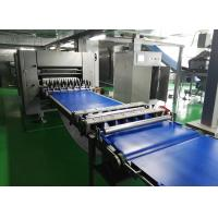 Buy cheap Lower Configuration Dough Laminator Machine For Frozen Pastry Dough Block from wholesalers