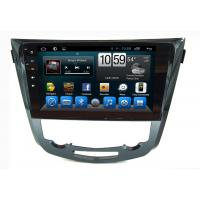 Quality A9 Quad Core Car Multimedia Navigation System For Nissan X - Trail With Radio DVD for sale