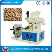 China Biomass pellet machine biomass fuel pellet machinery 1-1.5 ton per hour on sale