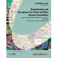 Quality IPC/WHMA-A-620C:Requirements and Acceptance for Cable and Wire Harness Assemblies  PDF FILE Recent  Chinese English Fr for sale