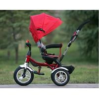 Quality China baby pram with seat rotation tricycle for kids baby carriage for sale
