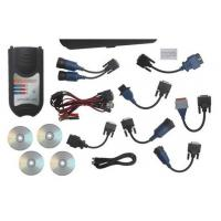 China Diesel Heavy Duty Truck Diagnose Interface , Professional Automotive Diagnostic Software on sale
