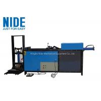 Quality Induction Stator Copper Coil Winding Machine For 80 - 250 Electric Motor Stator for sale