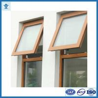 China 2015 anodized and painted aluminum alloy top hung window on sale on sale
