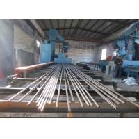 China Dustless Steel Shot Blasting Equipment With Roller Conveyor For Steel Pipe on sale