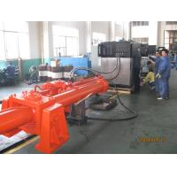 China Custom Miter Gate Hydraulic Pressure Cylinder Horizontal Flat Standard Hydraulic Cylinders on sale