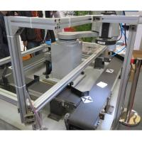 Buy cheap Integrated Industrial Small Robotic Arm Horizontal Joints for food from wholesalers