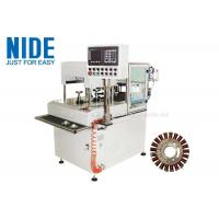 Quality Full Automatic External Armature Winding Machine / In Slot High Speed Winding Machine for sale