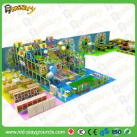 Quality Commercial Play Centres Kids Climbing Frames Daycare Equipment soft play indoor jungle gyms for kids for sale