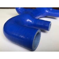 Quality Silicone Rubber Fuel Cell Hose Aging Resistance Dust Proof With Multiple Branch Pipes for sale