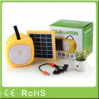 Wholesale with radio funtion outdoor hanging rechargeable camping led lantern