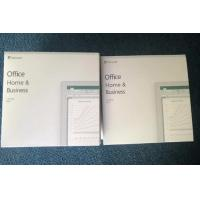 Quality Global version Microsoft Office 2019 Home and Business PC MAC Retail box office 2019 HB office 2019 home and business for sale