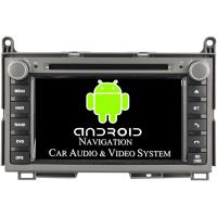 Quality High Pixel Venza Toyota Radio GPS Auto Radio Navigation CTAND-F9122T 2009+ for sale