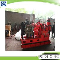 Buy cheap 20-30m Depth Well Rotary Table Land Oil Drilling Rig from wholesalers
