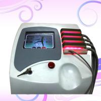 Quality 100mw diode light portable weight loss lipo laser slimming machine supplier for sale