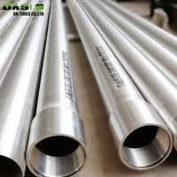 Buy cheap Hot sell OASIS stainless steel ASTM A358 pipe casing and tubing from wholesalers