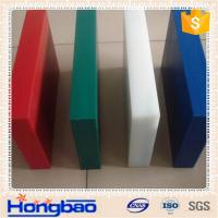 China black plastic HDPE plastic slip sheets for container instead of traditional plastic pallets on sale