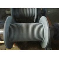 Buy Lebus Grooved Drum Design Offshore Winch For Wire Rope Spooling Controlling at wholesale prices