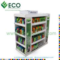 Quality High Quality Bottle Display Case with Cardboard Material, Carton Display for sale