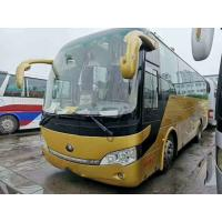 Quality 39 Seats Used YUTONG Buses 2013 Year GB17691-2005 Emission Standard With ABRS for sale