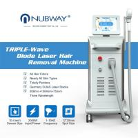 Buy cheap China Professional depilation 808nm laser diode removal hair / diode laser hair from wholesalers