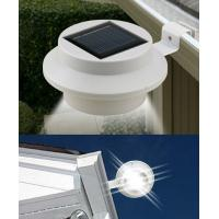 China Solar wall light Garden Outdoor Wall Mounted Led Light on sale