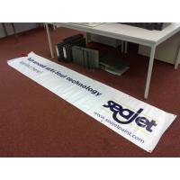 China Custom outdoor PVC banner on sale