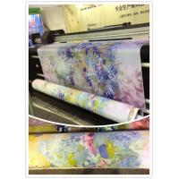 Quality Dual CMYK Sublimation Flag Printing System / Polyester Fabric Printing Machine for sale