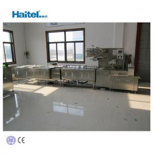 Quality 380v PLC SS Chocolate Double Twist Packing Machine 360pcs/Min for sale