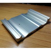 Quality Good quality silver anodized extruded machined aluminum component aluminum machining for sale