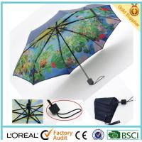 China 2016 Hot Sale Fashion 3 Folding Umbrella for apparel accessory brands on sale