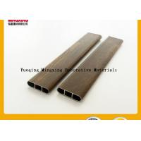 Quality Water Tightness Shutter UPVC Door Profiles Sealing Cooled Air Inside Building Structure for sale