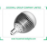 China Indoor 15 Watt LED Light Bulbs With Aluminum Housing And G100 PC Cover on sale