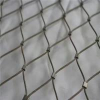 Decorative Stainless Steel X-Tend Wire Rope Mesh For Railing Staircase