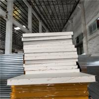 Quality good thermal insulation 75mm phenolic sandwich panel with fireproof for construction building for sale