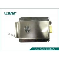 China VI - 600A Electric High Security Rim Lock with Rolling Latch , Opening Left or Opening Right on sale