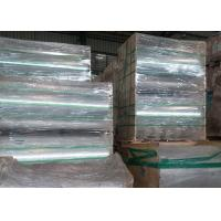 Quality 25mic Thickness Clear Window Film , OPS Envelope Window Film No Static Electricity for sale