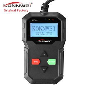 Quality 16 - Pin Auto Engine Analyzer KW590 Handheld  Car Engine Error Code Reader for sale
