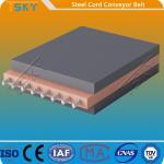 China GX Series GX5500 Steel Cord Conveyor Belt for sale