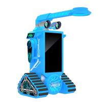 Quality Amusement VR Gaming Machine /  Virtual Reality Robot Interactive Game Simulator for sale